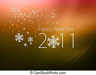 nuovo, felice, 2010, anno
