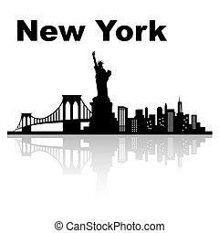nuovo, orizzonte, york