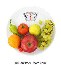 nutrizione, dieta