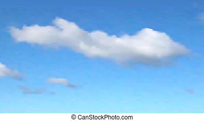 nuvola, uno