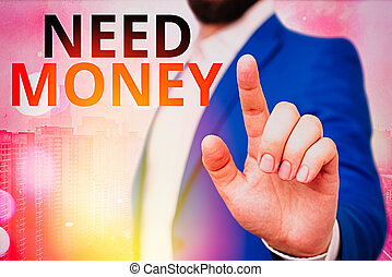 o, soldi., sostenere, testo, segno, richiedere, finanziario, spendere, endeavor., foto, bisogno, assistenza, concettuale, esposizione