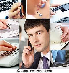 oggetti, persone affari