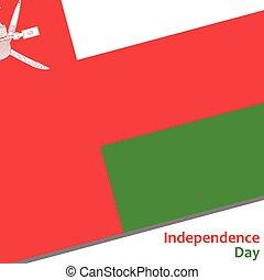 oman, giorno, indipendenza