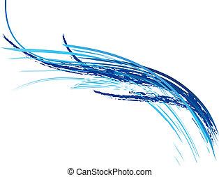 onda blu