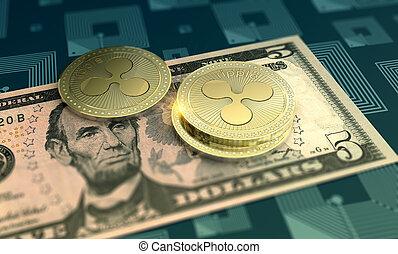 mercati bitcoin ondulazione)