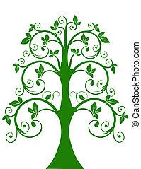 openwork, albero