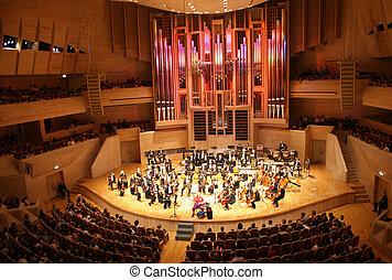 orchestra symphony