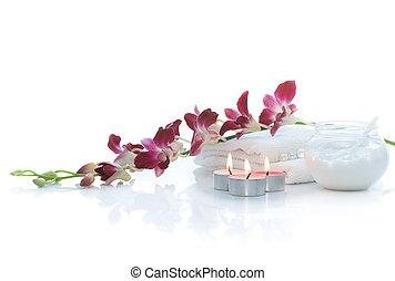 orchidea, terme