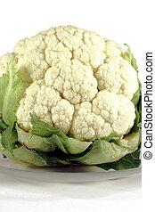 organico, fresco, coliflower