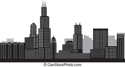 orizzonte, chicago