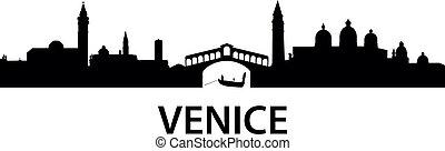 orizzonte, venezia