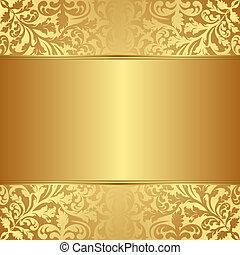 oro, fondo