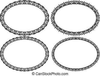 ovale, profili di fodera