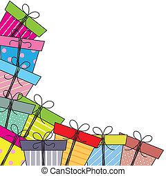 pacchetti, regalo