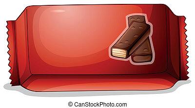 pacco, cioccolato