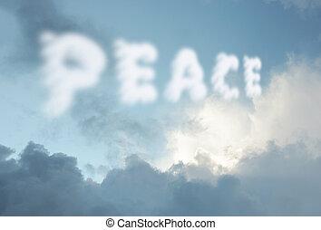 pace, nubi
