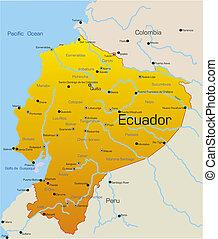 paese, ecuador