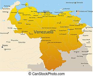 paese, venezuela