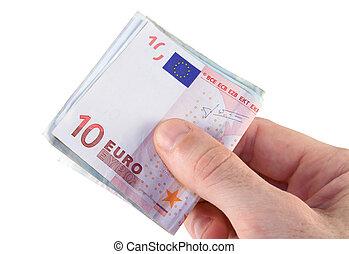 pagamento, euro