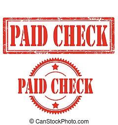 pagato, check-stamps