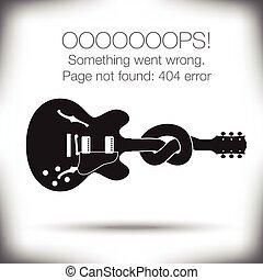 pagina, 404, -, errore, insolito