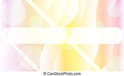 pagina, atterraggio, gradient., colorare, wave., banner., coperchio, illustrazione, linee, vettore, struttura, fondo
