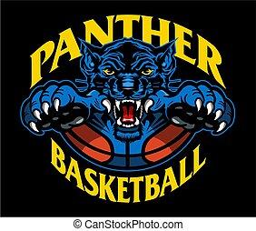 pallacanestro, pantera