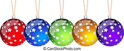 palle, christmass