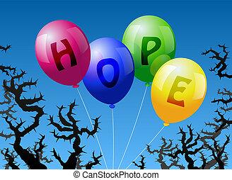 palloni, speranza