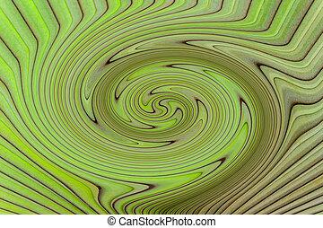 palma, astratto, fondo, leaf., natura