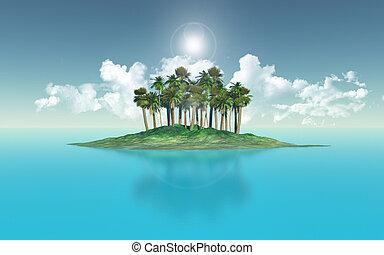 palma, isola