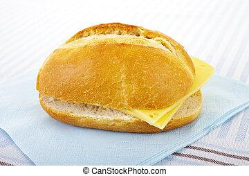 panino formaggio