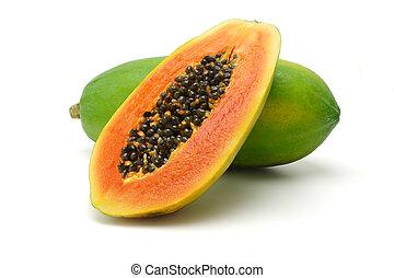 papaia, frutte