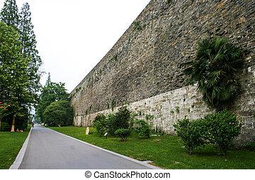parete, città