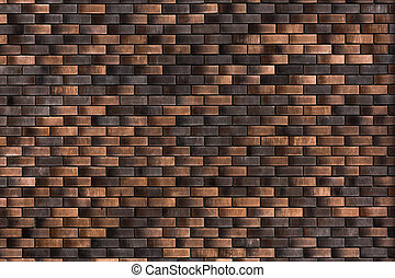 parete, fondo, struttura, mattone, vecchio