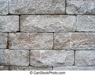 parete, mattone, disegno, tuo, struttura