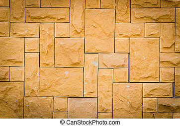parete, pietra, fondo, struttura