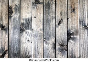 parete, rustico, legno, closeup