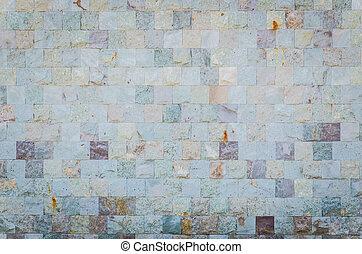 parete, struttura pietra, mattone, fondo