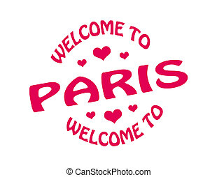 parigi, benvenuto