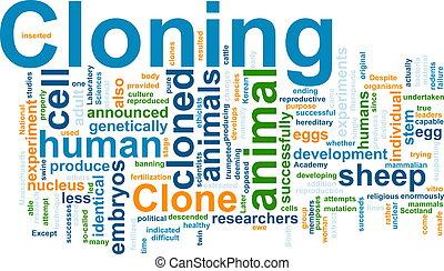 parola, clonazione, nuvola