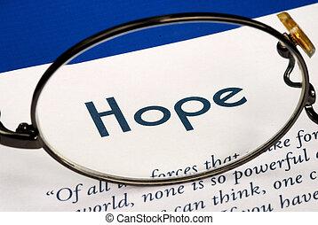 parola, fuoco, speranza