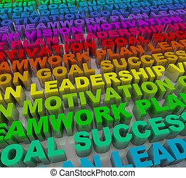 parole, -, colorito, successo, principi