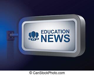 parole, tabellone, notizie, educazione