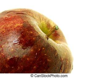 parziale, mela