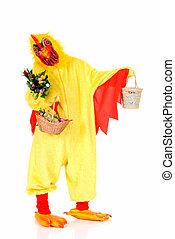 pasqua, pollo