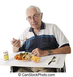 pasto, ospedale