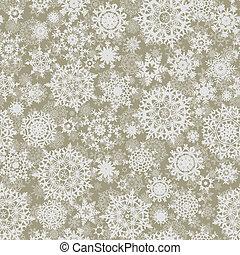 pattern., eps, struttura, seamless, elegante, 8, natale
