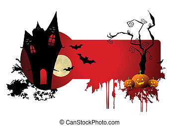 pauroso, notte halloween