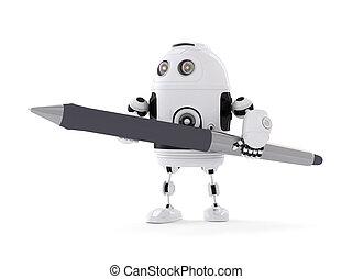 penna, robot